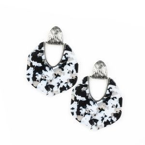 Paparazzi acrylic earrings
